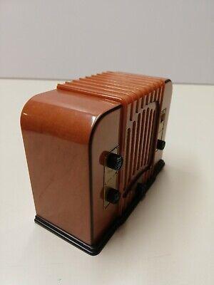 LINCOLN modello 60, Radio d'Epoca in miniatura, anno 1932 4
