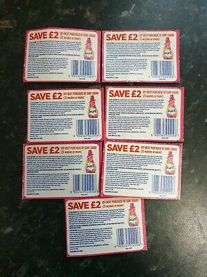 Money off coupons for laundry products.**)*READ DESCRIPTION BEFORE BUY*** 5