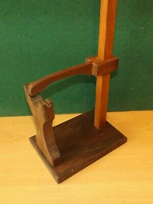 Clock movement test adjustment stand French design now bigger 4 longer pendul 4