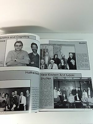Brandeis University Yearbook 1995 Looking Beyond the Images Waltham, Mass 4