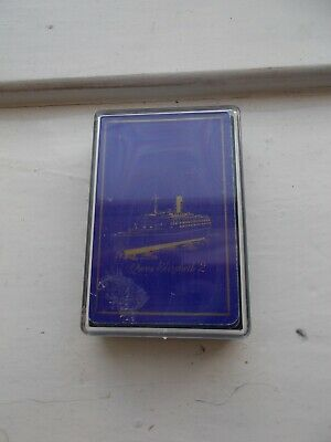 Vintage QE2 Playing Cards 2