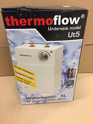 Warmwasserspeicher Untertischgerät  Boiler für Küche 5L Thermoflow UT5