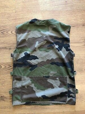 French Army /& Foreign Legion F2 CCE Camo Warm Weather Shorts New or Graded