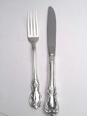 Old Master by Towle Sterling Silver 4 Piece Place Size Setting, Estate 3