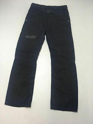 Kids/Boys Next Blue Soft Denim Trousers Size Uk 9Yrs 3