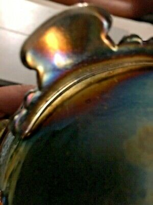 Vintage Footed Towle Silverplate Water Pitcher With Ice Guard 11