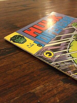 Hulk E I Difensori N. 4 Corno 3
