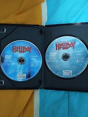 HellBoy - Versión del Director [3 DVD's] Ron Pearlman,Selma Blair,Jeffrey Tambor 3