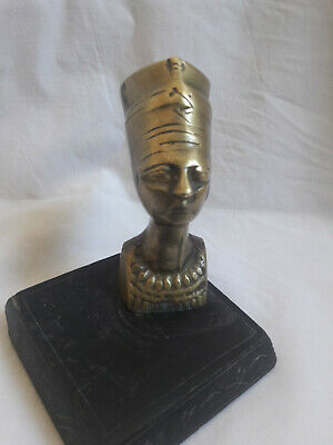 Egyptian Statue Queen Nefertiti  Art Decor Made In Egypt 4