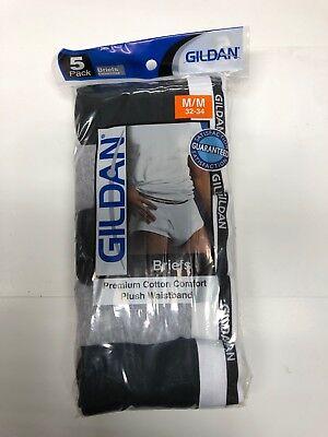 Gildan 10 Pk  Briefs      Premium Cotton  Comfort  Plush  Waistband 2