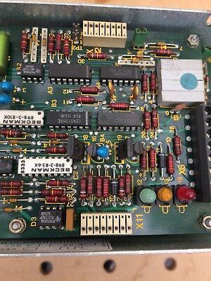 Bosch ASM20GTC ASM 20 GTC Servodyn Servo Drive 10