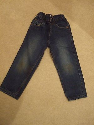 Boy's Jeans by Bluezoo and George Size 3-4 years 5