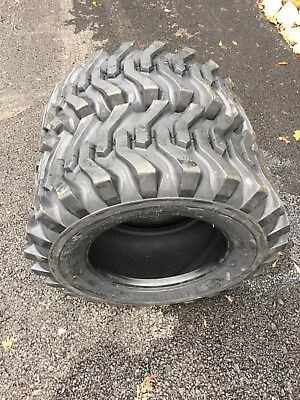 2 NEW 12-16.5 Skid Steer Tires  - Camso sks332 - 12X16.5 - For Bobcat & others