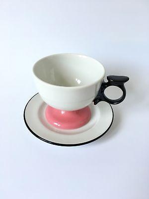 Alexander Girard La Fonda Del Sol Coffee Cup and Saucer Herman Miller Eames era