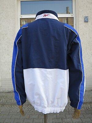 NIKE Herren Jacke Sportjacke 90er TRACKTOP Trainingsjacke TRUE VINTAGE XL 90s