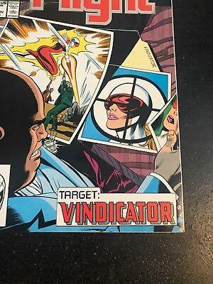 Alpha Flight#77 Incredible Condition 9.0(1989) Kingpin App!! 9