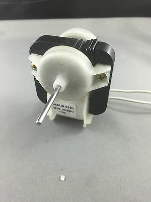 Replacement Daewoo Nec Fridge Condenser Fan Motor 3015909800 Fr358 Fr405 Osm-13B 5