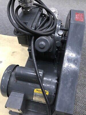 WELCH DUO-SEAL Vacuum Pump Model 1397 W/ Baldor Motor L3510 AWD-D-2-8-001 12
