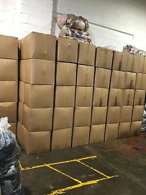Wholesale Joblot Used Second Hand Clothes Shoes 25Kg Sacks Bags Cream, Grade 1&2 3