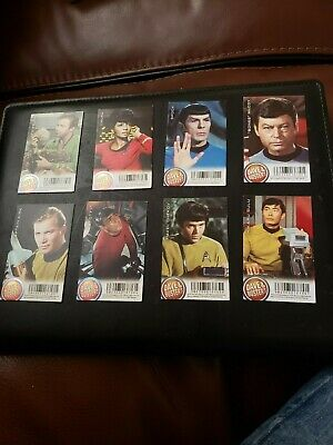 Dave and Buster's Star Trek Original Regular / Limited Coin Pusher Cards (Tribs) 3