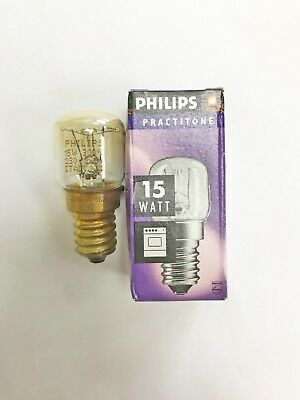 Philips practitone 15 W 240 V SESE14 Pygmée Four Lampe 300