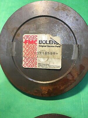 FMC Bolens Coupling Disc 1734331 173-4331 MTD Garden Way OEM NOS