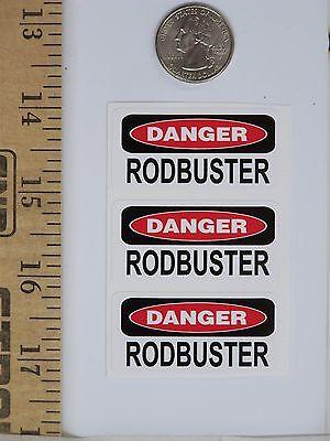 Rodbuster US Flag Hard Hat Union Concrete Toolbox Helmet Sticker H241 3