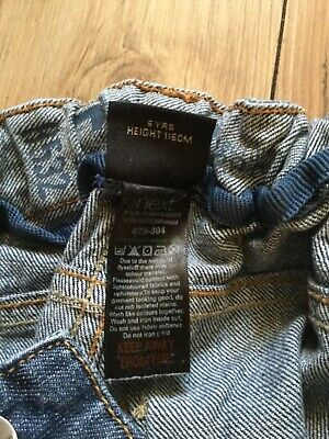 Next Boy's blue Jeans  (6 years), pre-owned. 5