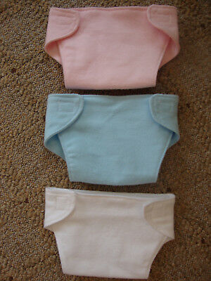 Bitty baby doll diapers --set of 3-- 2
