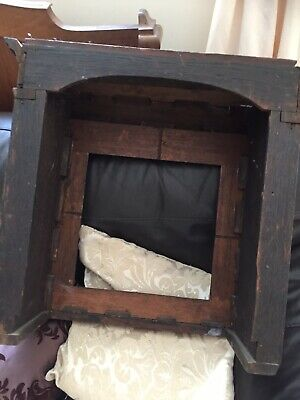 Antique Grandfather Clock Rare Original 1780! Wills And Wilks RARE 7