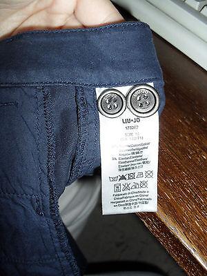 Pantalone LIU JO JUNIOR  Con Swarosky Tg. 10 anni COMPRALO SUBITO 7