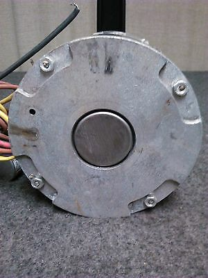 DAYTON 5RHU6 Condenser Fan Motor 1/2-1/3-1/4-1/5 HP 1075 RPM 2 Speed 1PH 60Hz 7