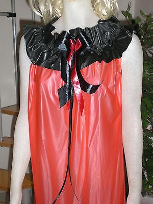 Neu Ultra Soft Pvc Nachthemd Pyjama Kleid Nightgown L Xl Xxl 2