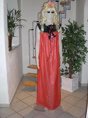 Neu Ultra Soft Pvc Nachthemd Pyjama Kleid Nightgown L Xl Xxl 4