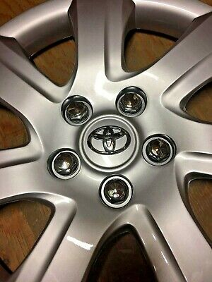 """16"""" Silver Hubcap Fits Toyota CAMRY 2010-2011 wheel cover 3"""