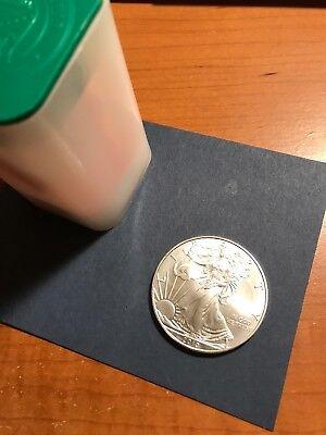 2010 1 Oz Silver American Eagle (Brilliant Uncirculated) 2