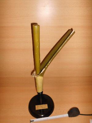 Altes Osterloh Modell Nr.387, Weizen, Getreidearten im blütenlosen Zustand, gebr