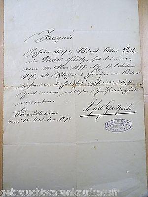 Eisenbahner Unterlagen von 1920 mit verschiedenen Dokumenten 4