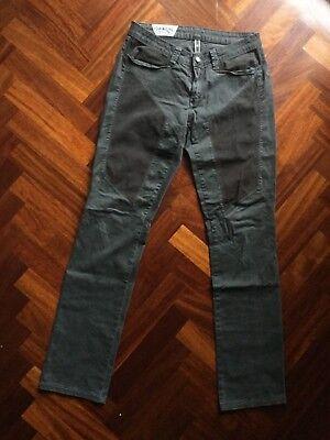 7f30fb839e PANTALONE CARLO CHIONNA 9.2 Uomo Pants Trousers Made In Italy Size 27 Ita 41