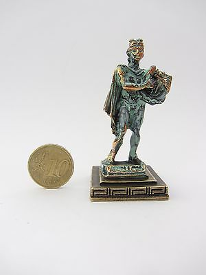 Ancient Greek Miniatures Olympian Gods Pantheon Sculpture Statue Zamac Set 3 pcs 2
