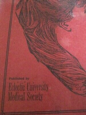 Antique Health Booklet, 1911, multum in Parvo, home cyclopedia of health.32 page 2
