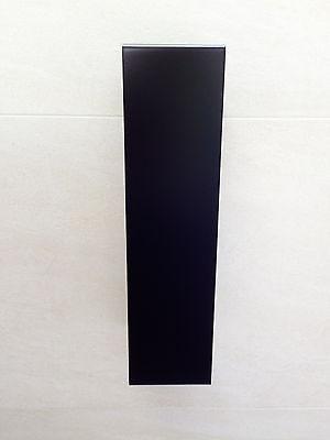 handtuchhalter selbstklebend ohne bohren handt cher metall schwarz sauna wc spa eur 45 90. Black Bedroom Furniture Sets. Home Design Ideas