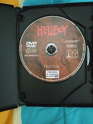 HellBoy - Versión del Director [3 DVD's] Ron Pearlman,Selma Blair,Jeffrey Tambor 2