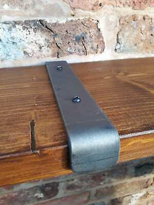 Shelf Brackets Scaffold Board Heavy Duty Industrial Rustic Handmade 205MM 225MM 5