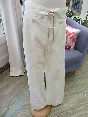 Italian Linen suit Varci age 15years RRP £75 2