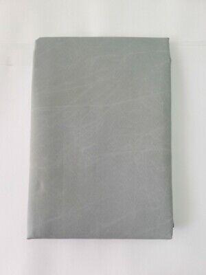 Tenda da Sole con Kit Ganci e Anelli in Tessuto Resistente da Esterno o Balcone Misura cm 140x300 Dis.5 Tinta Unita Colore Beige