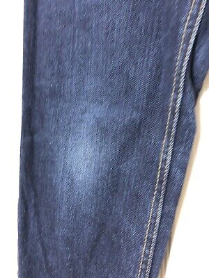 Ted Baker Blue Jeans Boys Size 11 Years Zip Closure (A796) 3