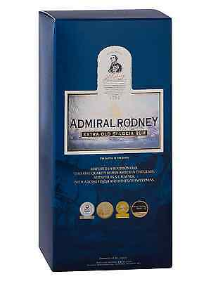 Admiral Rodney Extra Old Rum 700mL bottle Dark Rum 3