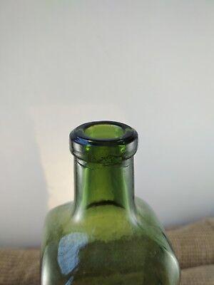 "Alte Apothekerflasche ""HAEMATICUM=GLAUSCH"" / old pharmacy bottle 8"