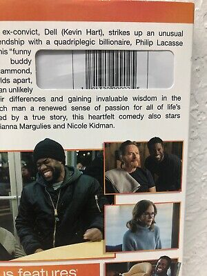 The Upside 2019  Authentic DVD Beware of Cheap Fakes sold as Rental Editions! 6
